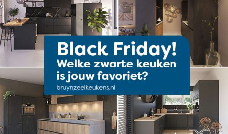 Black Friday Bruynzeel Keukens